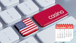 Top 5 USA No Deposit Bonuses in November