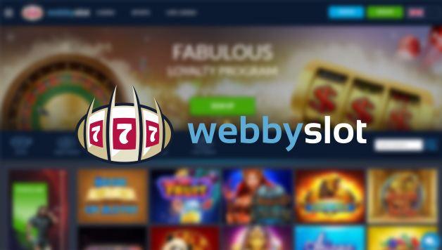 Ulasan Kasino WebbySlot Casino