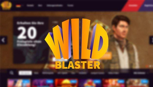 Wildblaster Casino Test