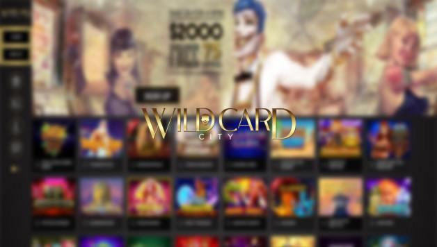 WildCardCity Casino Review