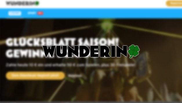 Wunderino Casino Test