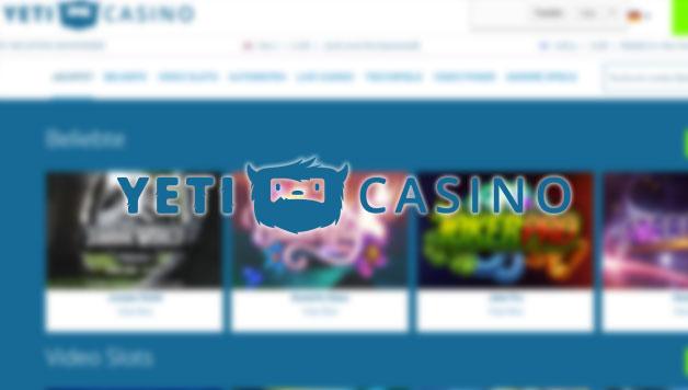 Yeti Casino Test
