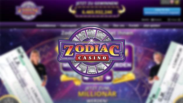 Zodiac Casino Test